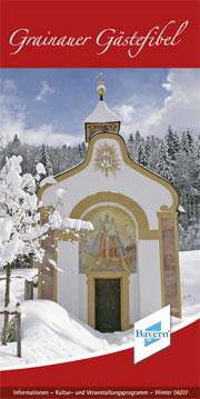 grainau fibel - Grainauer Gästefibel Winter 2006/2007