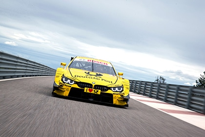 P90144990 420x280px Titel - DTM 2014 - Full throttle into the new season.