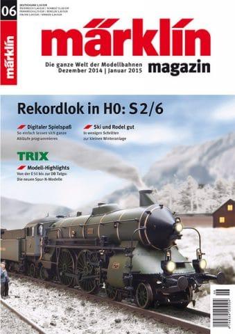 20d0955f46 339x480 - Alle einsteigen! Das Märklin Magazin 06/2014 steht bereit