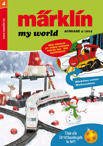 3e8e97ae25 - Das vierte my world Club Magazin schneit herein!