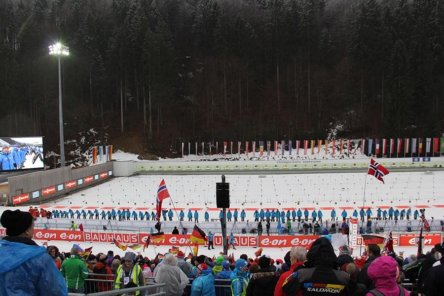 BMW Biathlon IMG 3399 - In der Ruhe liegt die Kraft. BMW IBU Weltcup Biathlon 2015 in Ruhpolding