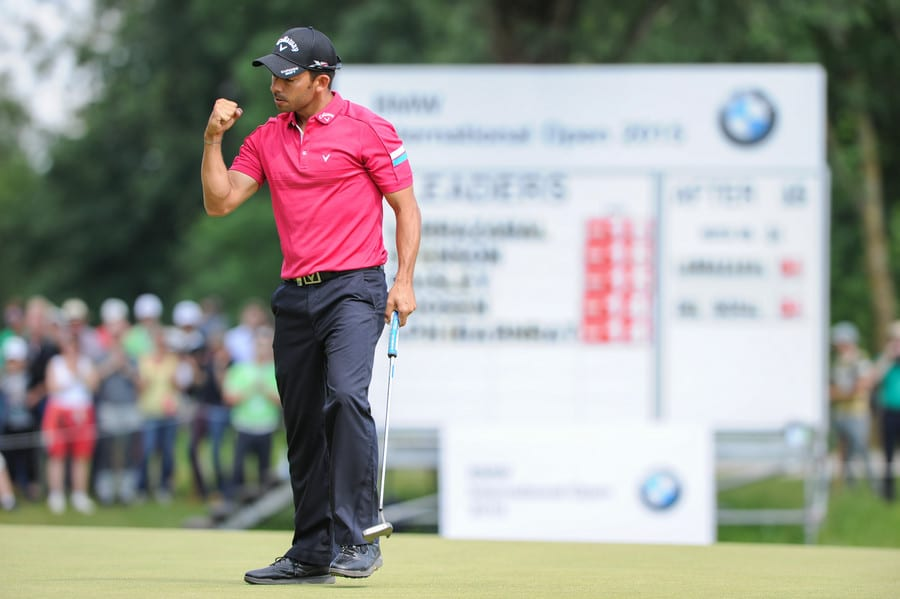 3be090ce77 - Golf der Spitzenklasse: Pablo Larrazábal gewinnt BMW International Open