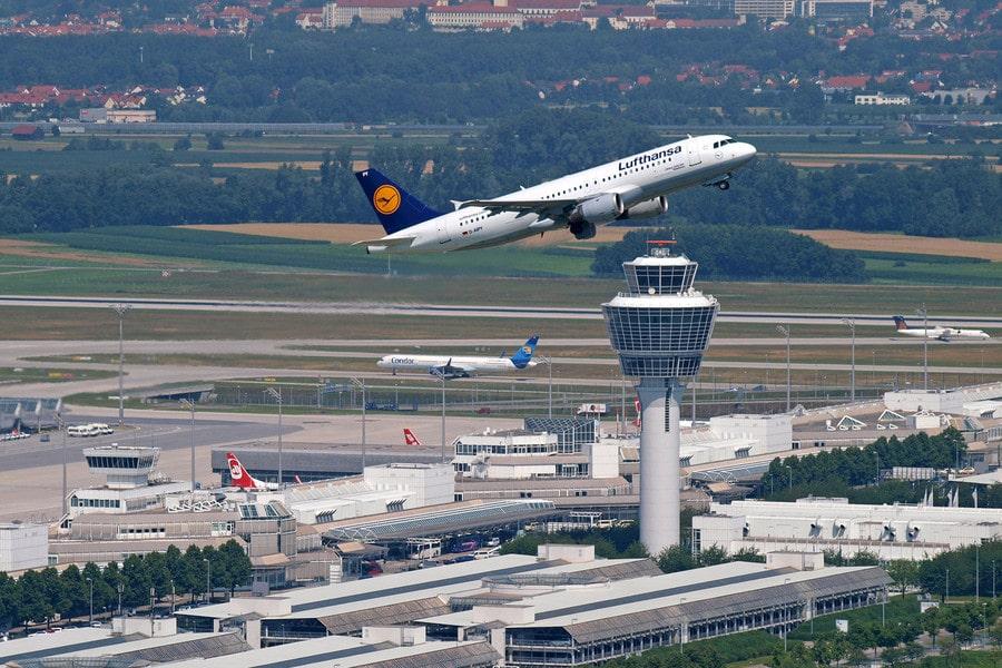 54f18bd55a - Flughafen München on the upswing