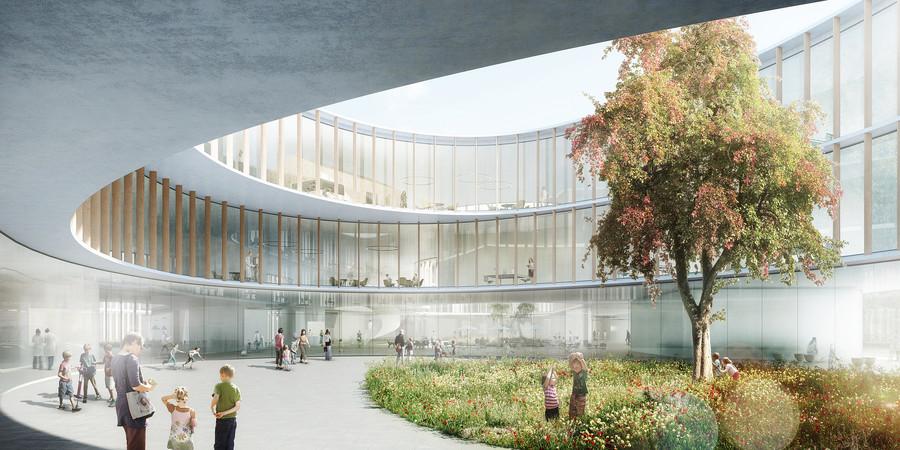 ac8295a930 - Das Neue Hauner: Entscheidung über die Preisträger des Architektenwettbewerbs gefallen