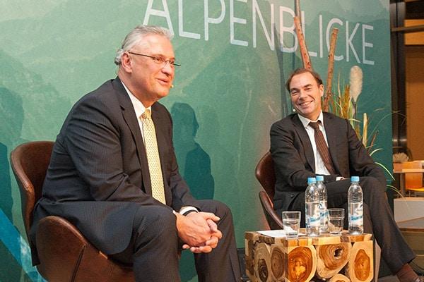 DSC7836 600x400 - Alpenblicke mit Staatsminister Joachim Herrmann