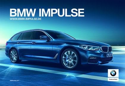 79321b23cc - BMW Impulse 01/17  - Premium-Kommunikation für Premium-Fahrzeuge