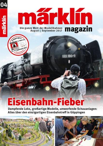3d9d194004 - Endlich wieder IMA und Märklin Tage in Göppingen! Das Märklin Magazin 04/2017