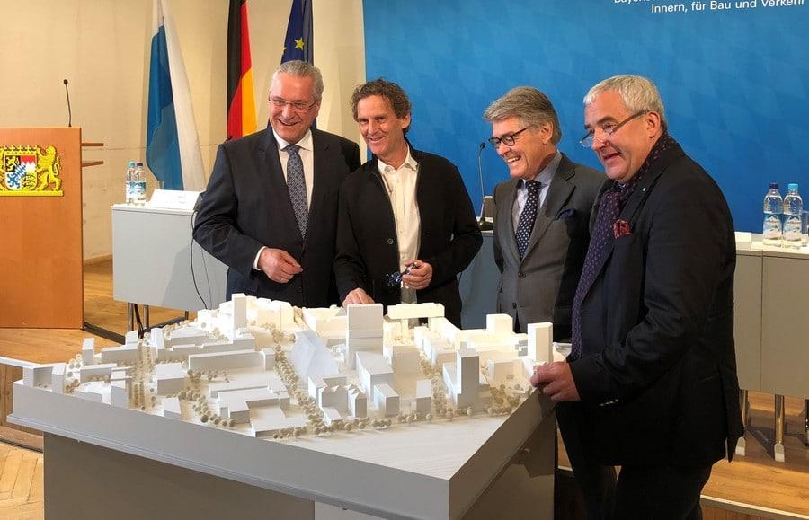 """60179c3245 - Ein """"Klangspeicher"""" für München"""