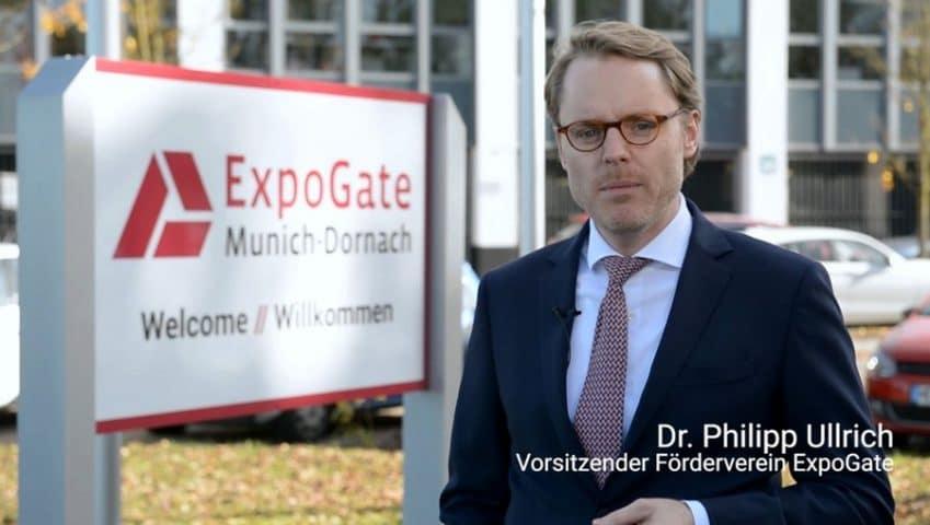 ee68e40b07 849x480 - Ein Imagefilm für den Standort ExpoGate München-Dornach