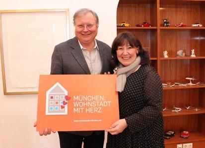 """d4406b7c09 - Wir helfen München unterstützt die """"Wohnstadt mit Herz"""" - München braucht soziale Vermieter"""