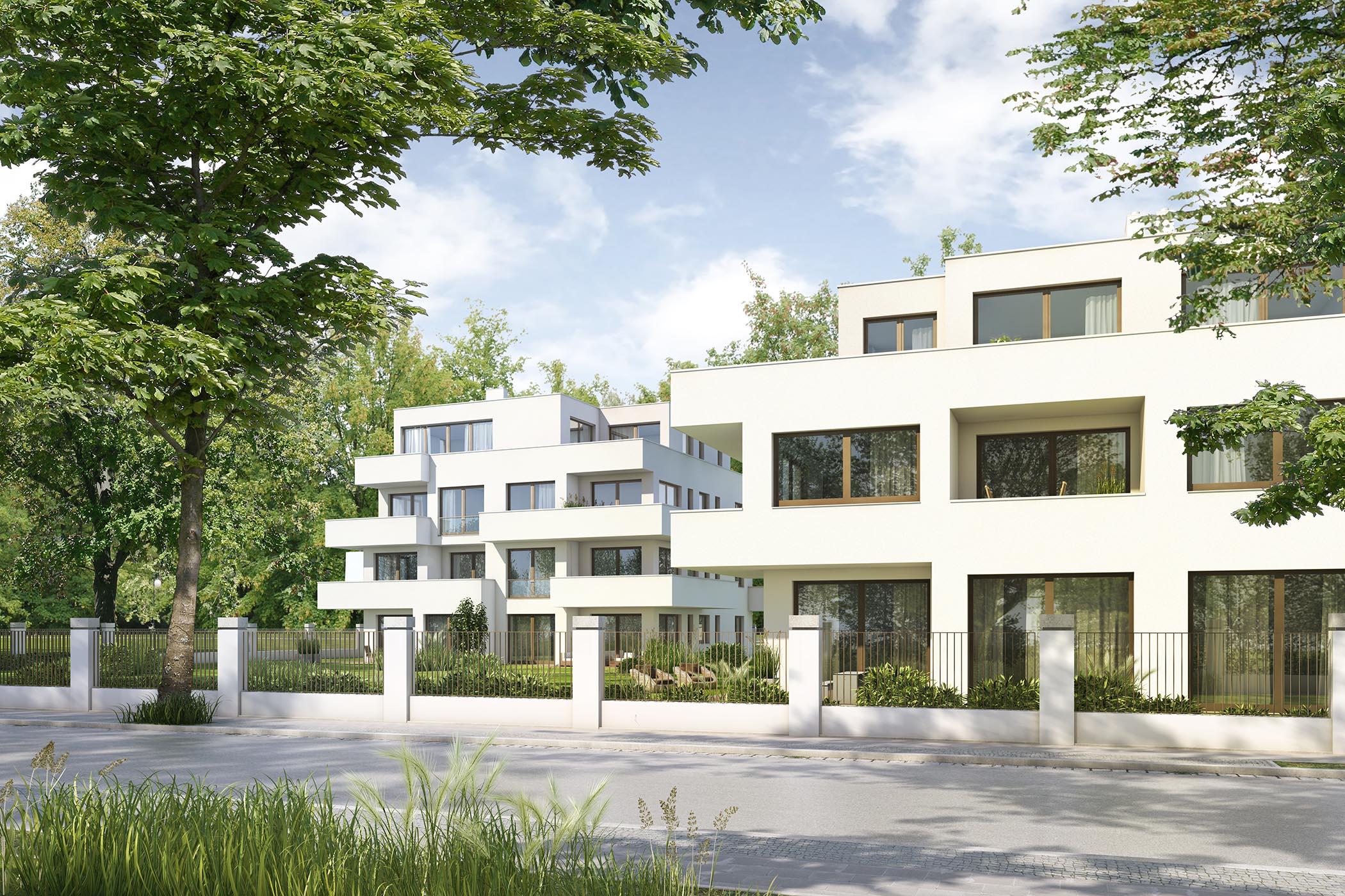 14 0918 Bismarckallee Strasse UEB5 - Planen. Entwickeln. Realisieren - Die Rosa-Alscher Gruppe