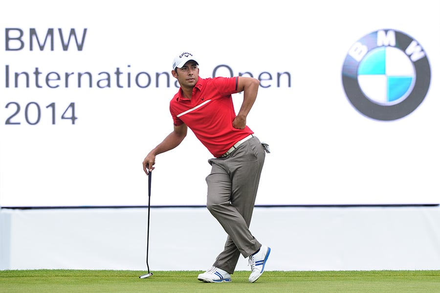 BIO 2014 - BMW International Open at Gut Lärchenhof near Cologne