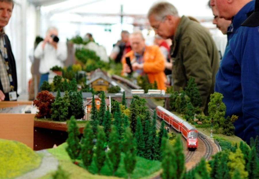 DSC0120 01 - Märklintage und Internationale Modellbahn Ausstellung