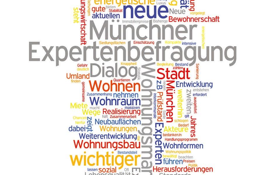 Expertenbefragung web - Expertenbefragung Wohnungsmarkt München