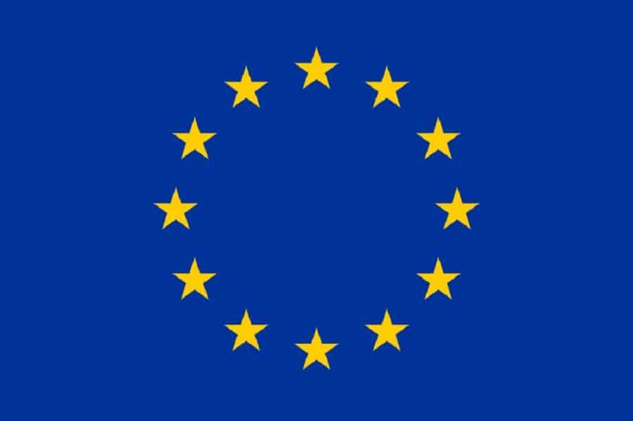 Flag of Europe - Europa hat gewählt – zumindest ein Teil davon