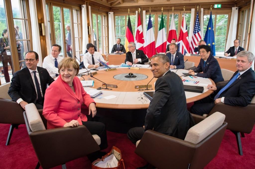 G7 - So gelingt Krisenkommunikation bei politischen Großveranstaltungen