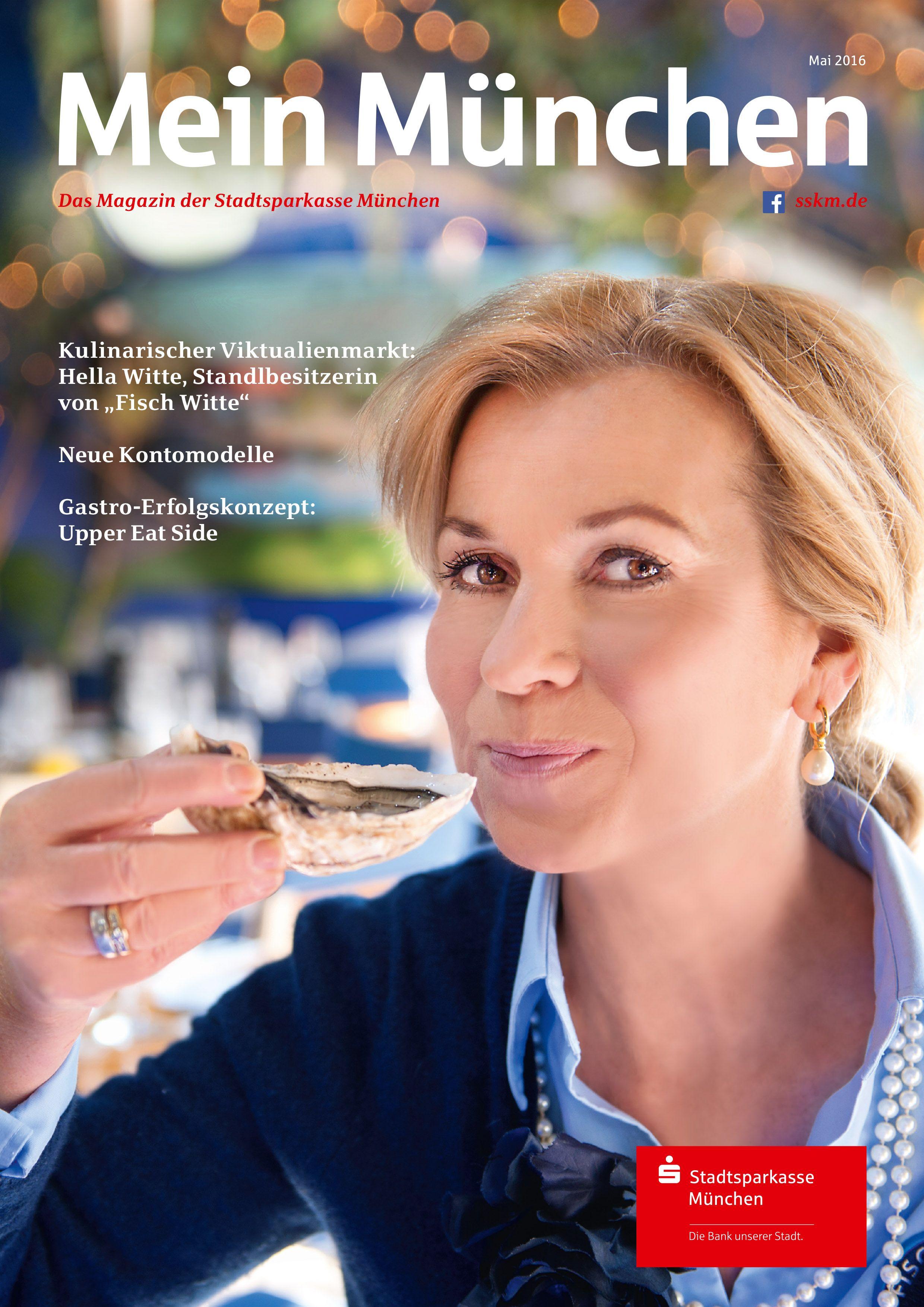 """Mein Muenchen Ausgabe 2 16 Titel - """"Mein München"""" – beliebt und erfolgreich"""