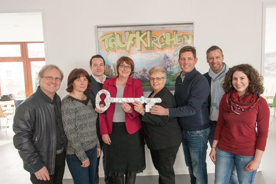 """Soziale Stadt Website - Rock Capital Group unterstützt das Projekt """"Soziale Stadt"""" in Taufkirchen"""