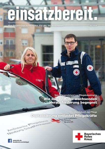 einsatzbereit 022018 Cover Website - einsatzbereit 02/2018: Vom Pflegenotstand zur Pflegekatastrophe