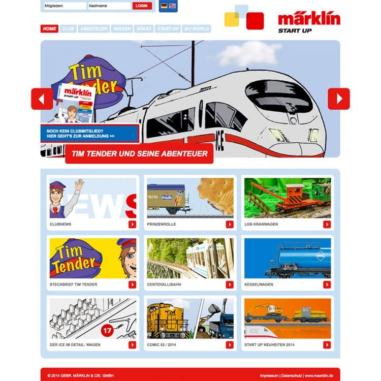 maerklin startup webseite 030614 aj 750x750 - New website for Märklin Start up