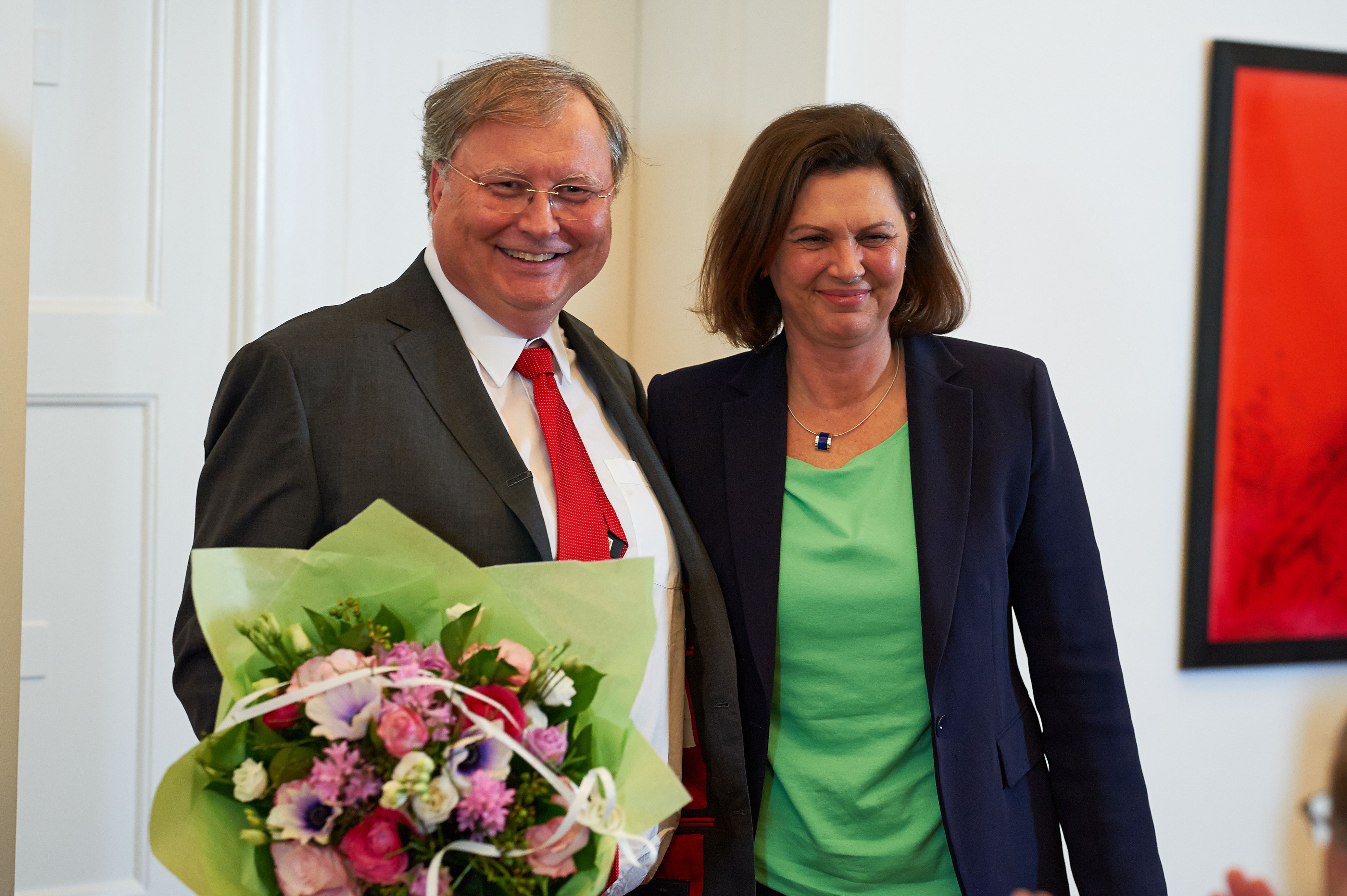 stephan heller 13 - Ilse Aigner zu Gast bei heller & partner