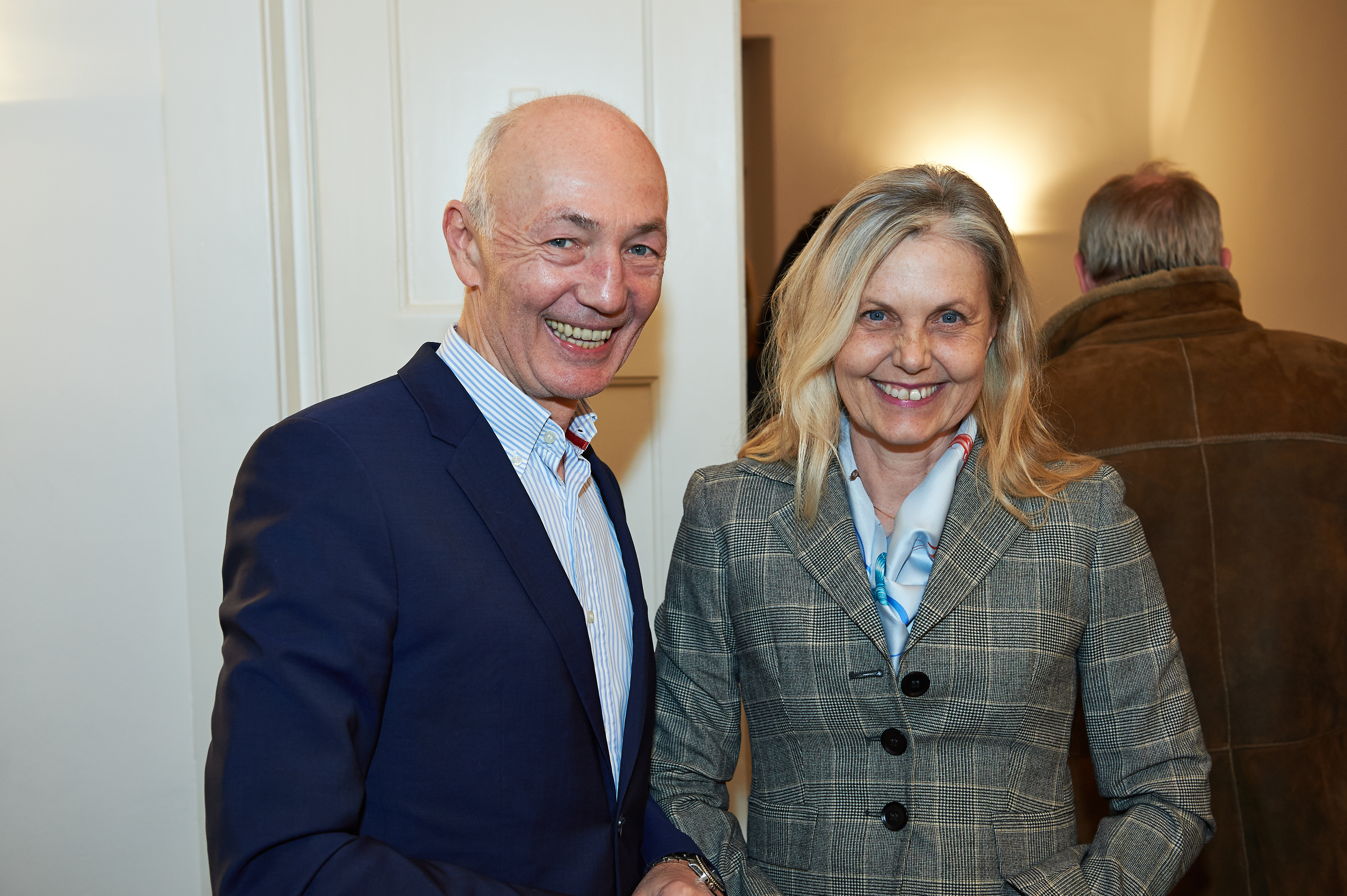 susanne heller 2 - Ilse Aigner zu Gast bei heller & partner