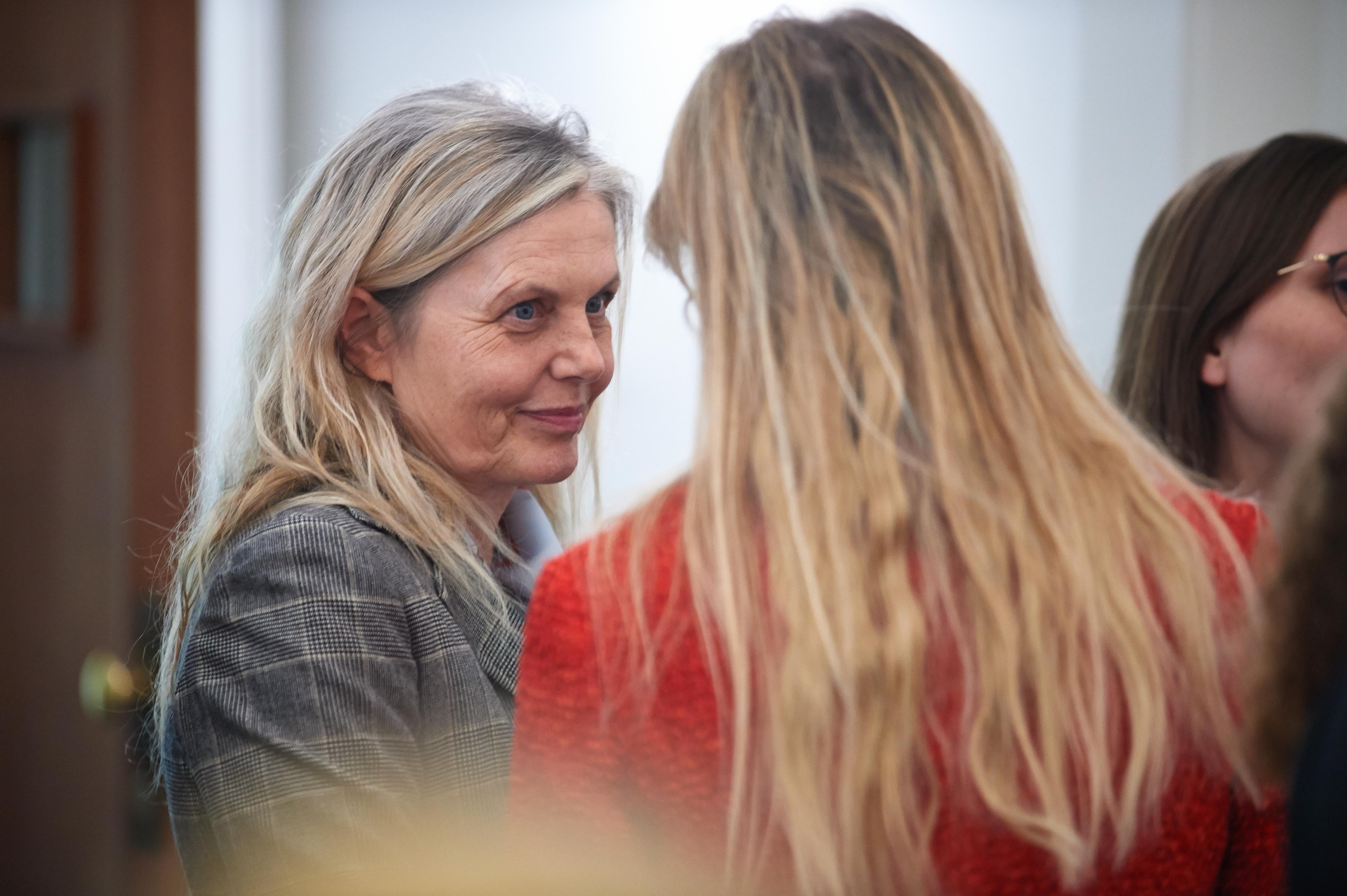 susanne heller 5 - Ilse Aigner zu Gast bei heller & partner