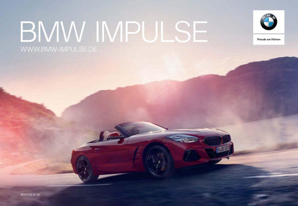 """BMW Impulse 2018 960x664 - BMW Impulse: """"Kundengewinnung durch Premium Kommunikation"""""""