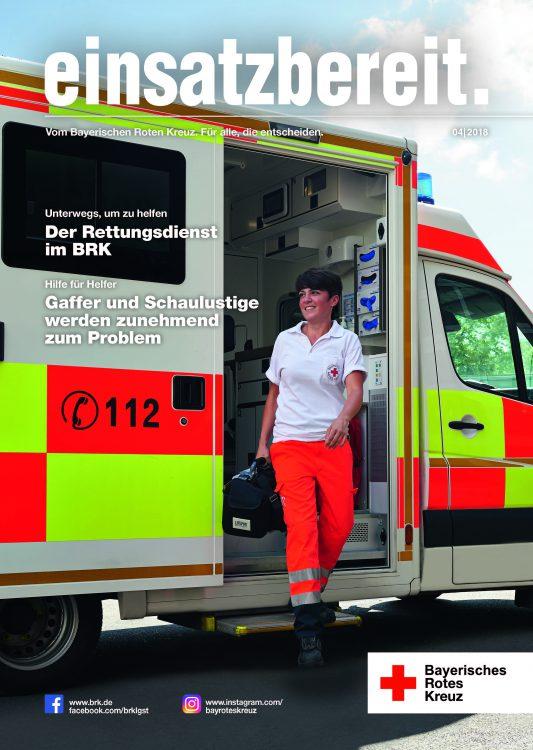 Der Rettungsdienst im BRK