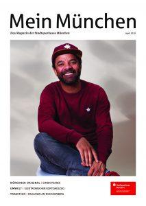 Mein Muenchen 2 2019 Simon Pearce 213x300 - Mein München - Das Digitalmagazin <br>der Stadtsparkasse München <br>