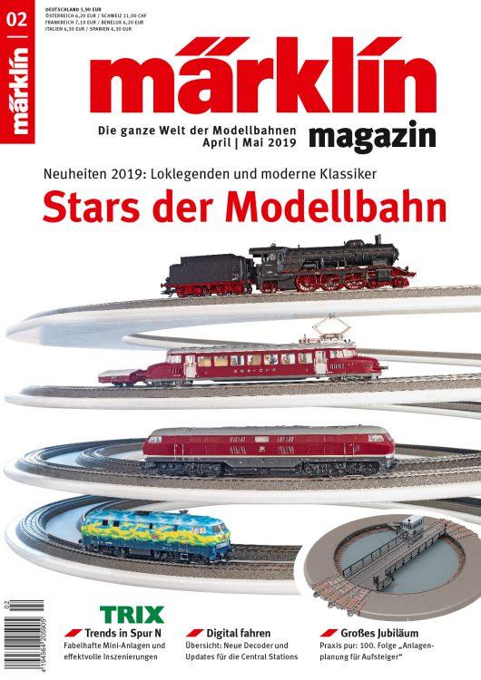 Märklin Magazin 02/2019