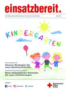 """BRK einsatzbereit Ausgabe 02 2019 212x300 - einsatzbereit. 02/2019: <br><br>""""Pflegenotstand"""""""